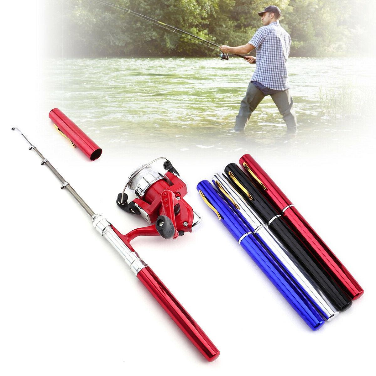 fishing rod telescopic mini portable pocket fish