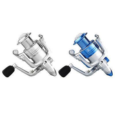 Fishing Spinning YD6000 Metal Spool Folding Left Right 5.5:1