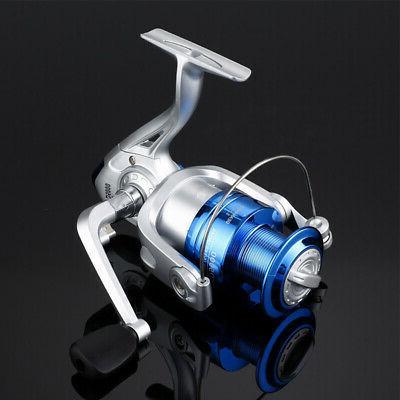 Fishing Spinning Reel YD500 YD6000 12BB Folding Arm Right 5.5:1