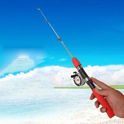 Ice Winter Fishing Fishing Rod Pen Lures Tackle