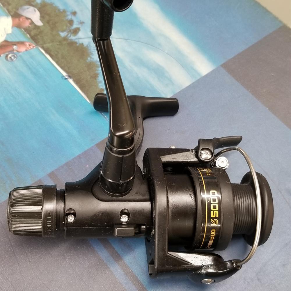 ix 2000 rear drag spinning reel bulk