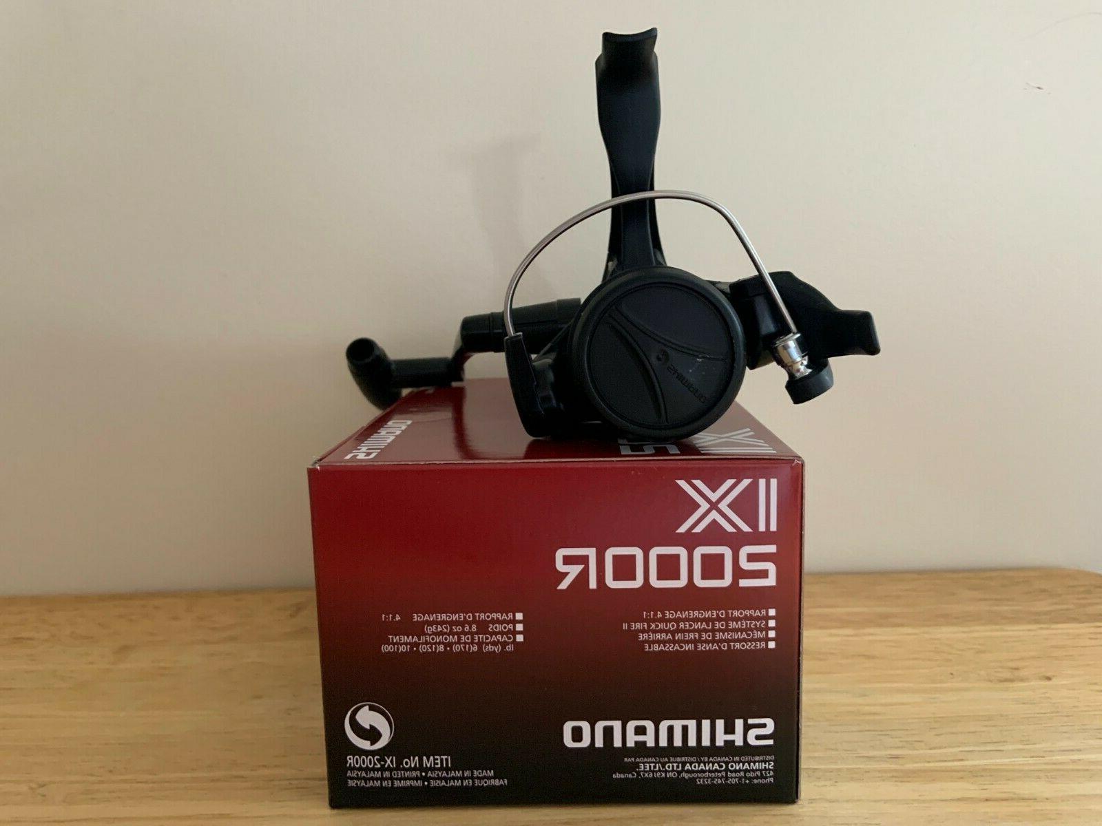 Shimano 2000R spinning reel