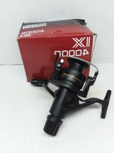 ix 4000r spinning reel