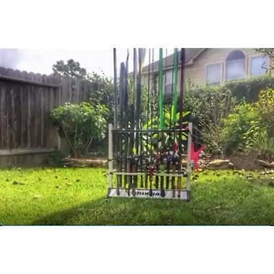 KastKing Reel Accessories Rack Aluminum Fishing Rod