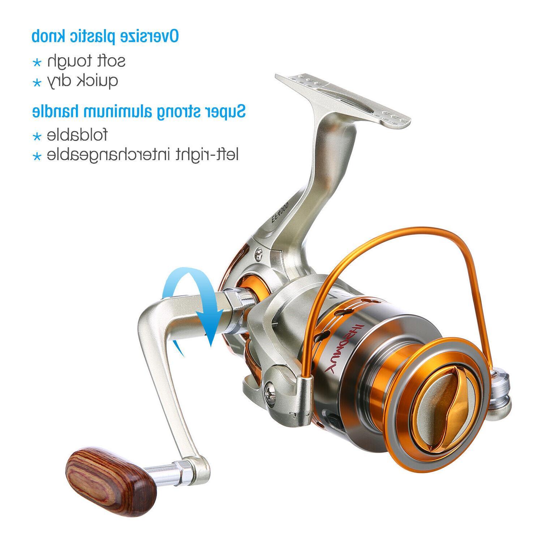 Large Spinning Saltwater 4000