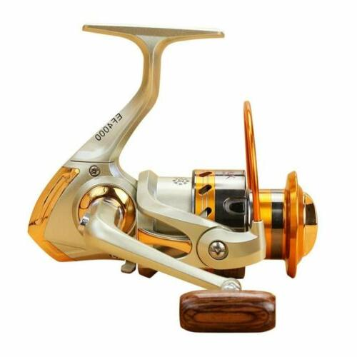 Left/right Interchangeable 12BB Ball Bearing Freshwater Fishing Reel