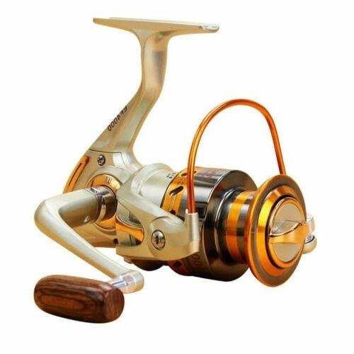 Left/right Interchangeable Bearing Freshwater Spinning Reel