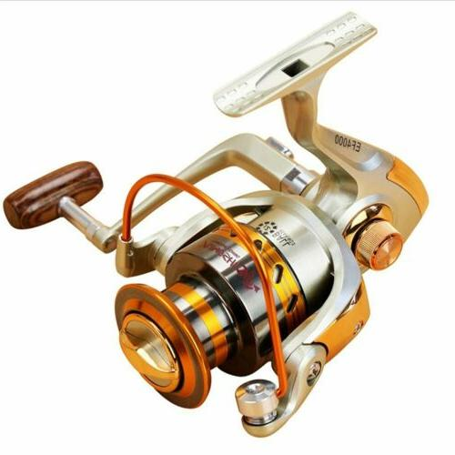 Left/right Interchangeable Ball Bearing Freshwater Reel