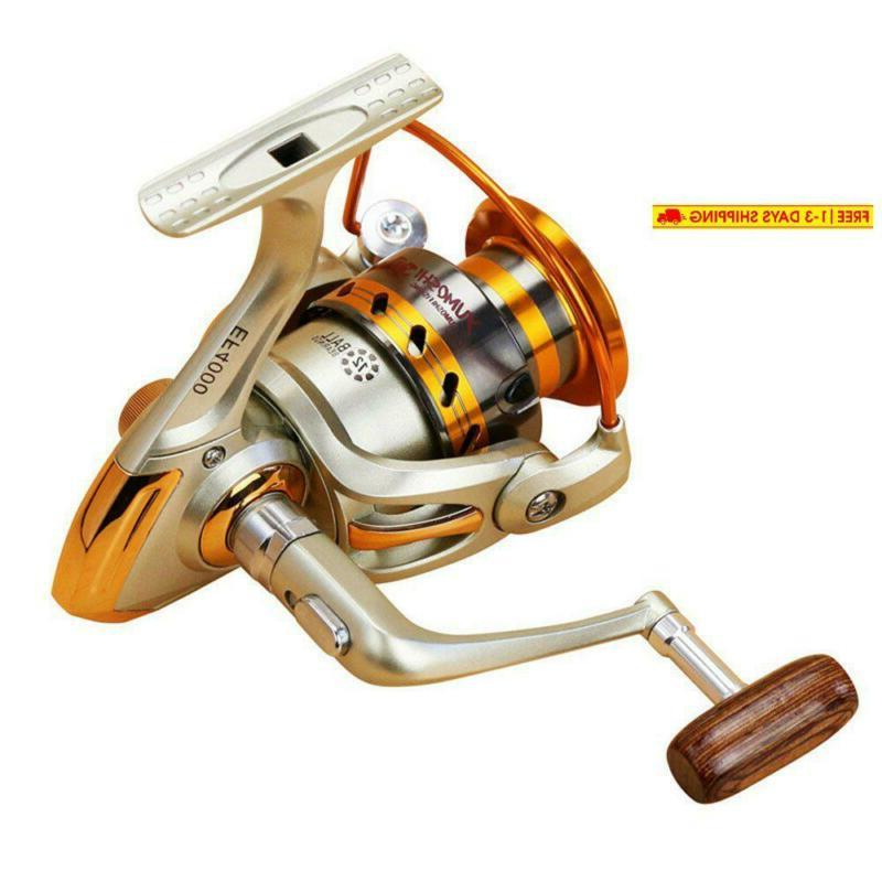 Goswot Left/Right Interchangeable 12Bb Ball Saltwater/Freshwater