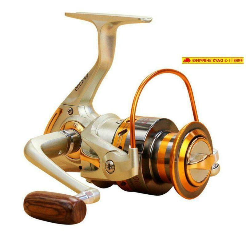 Goswot Left/Right Interchangeable Ball Bearing Saltwater/Freshwater