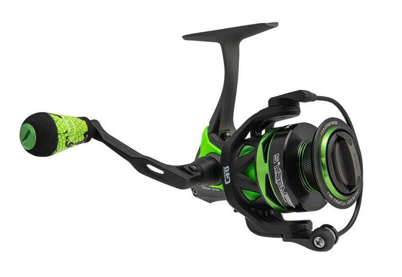 Lew's Mach 2 Freshwater Bass Fishing Spinning Reel