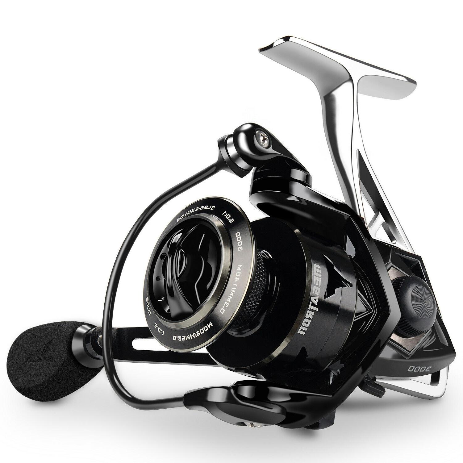 KastKing Saltwater Spinning Reel 30LB Carbon Drag US