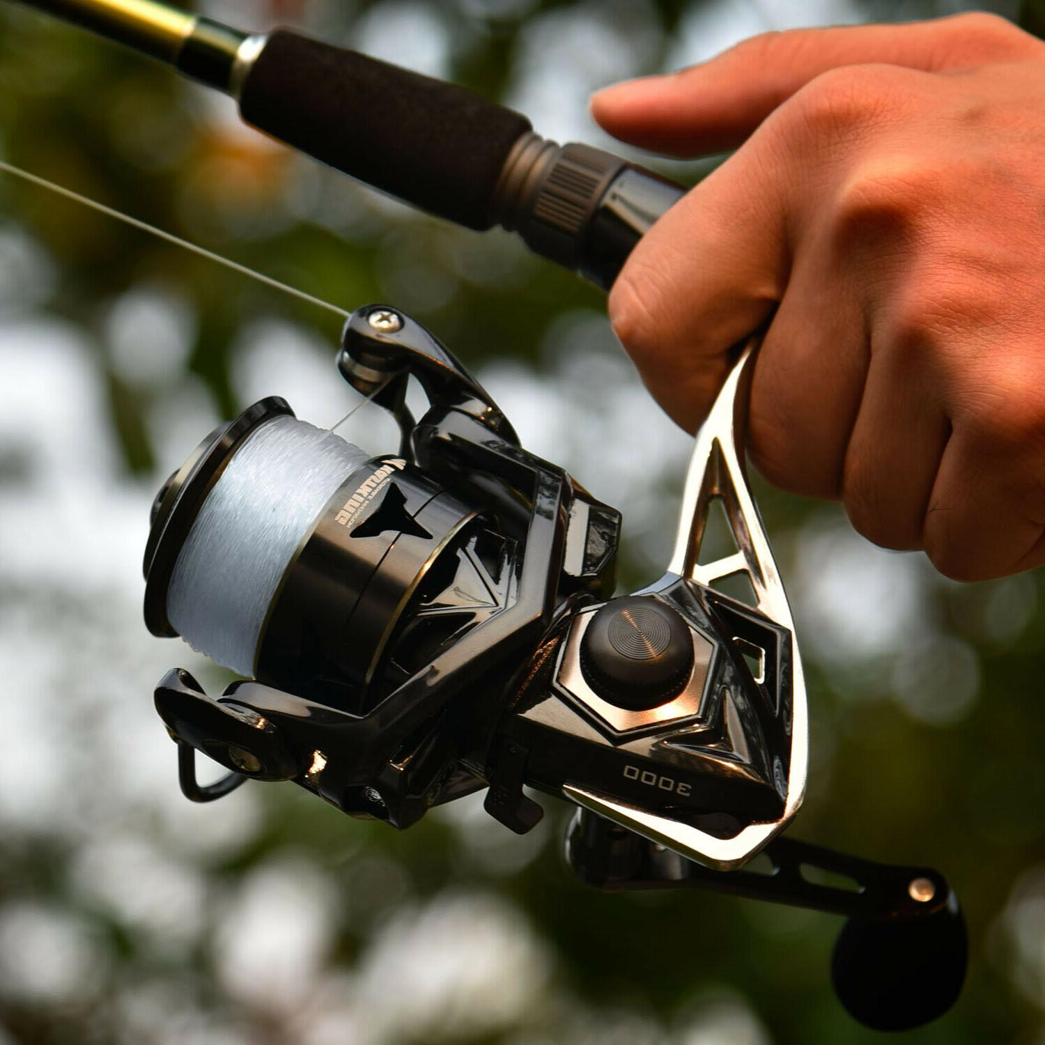 KastKing Spinning Reel Fishing 30LB Carbon
