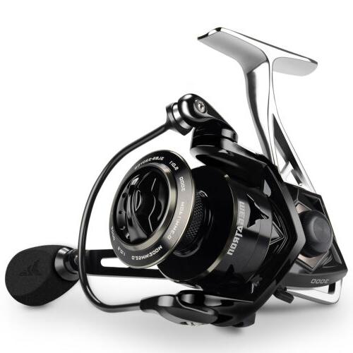 megatron spinning reel freshwater and saltwater fishing