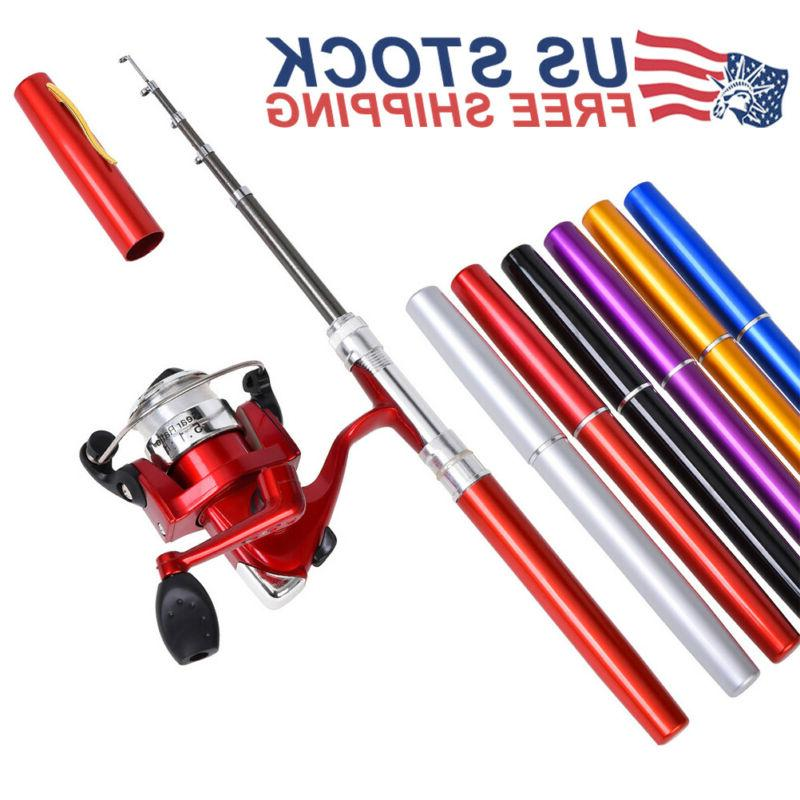 Fishing Aluminum Pocket Pen Pole US