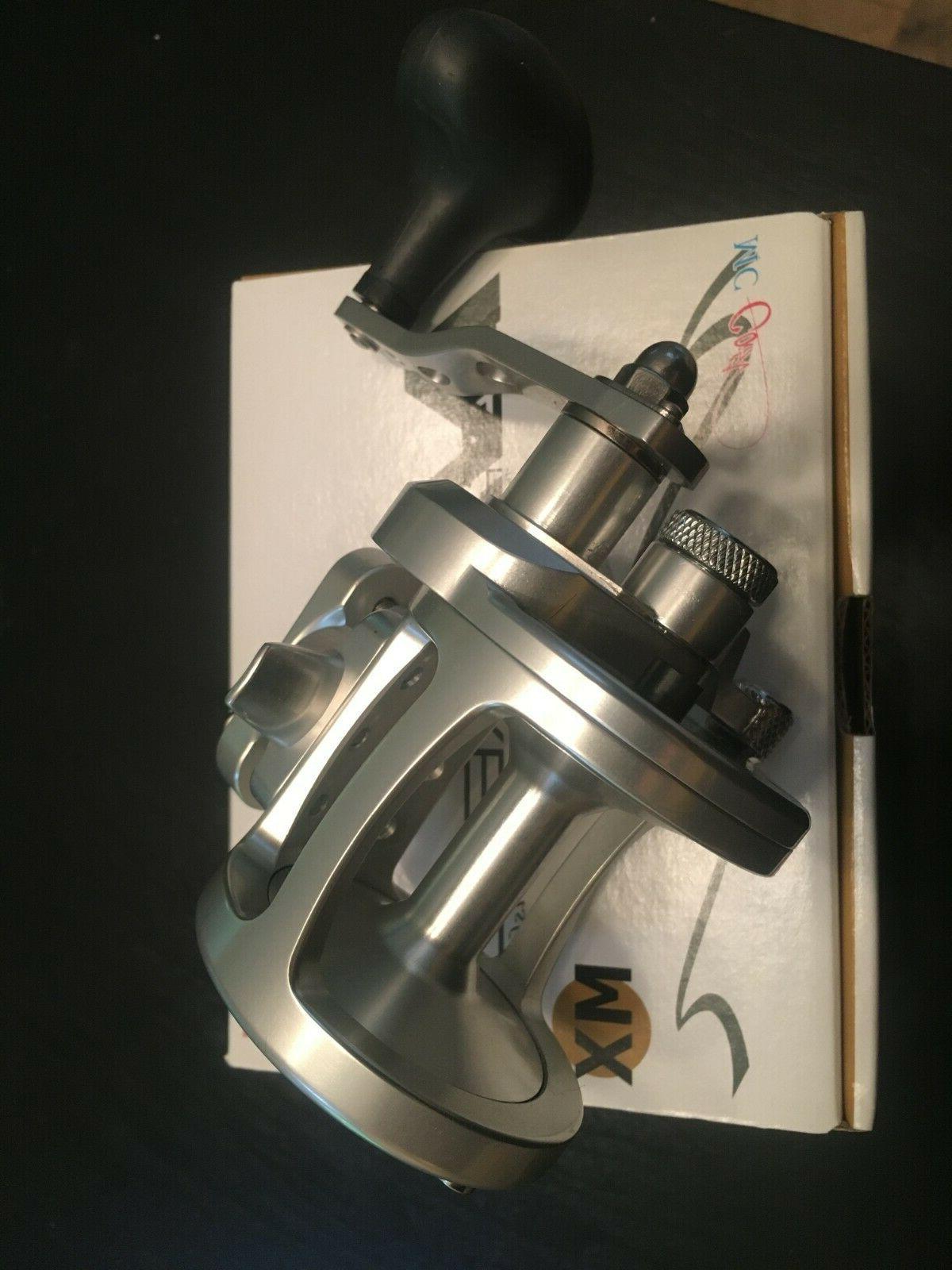 Avet MXL 5.8 Cast Fishing Reel Demo Model