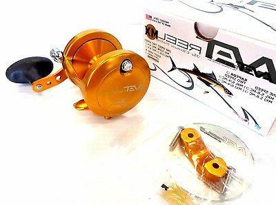 Avet Single Speed Lever Drag Reel -