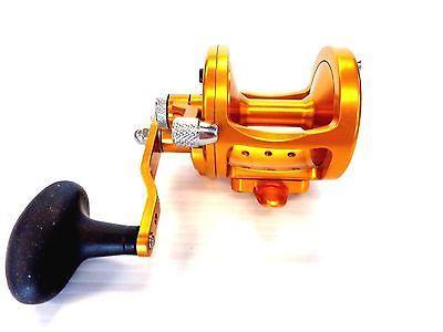 Avet 5.8 Single Speed Reel - GOLD