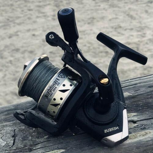 FISHINGSIR NEREUS Reel Spinning Fishing Sea Fishing