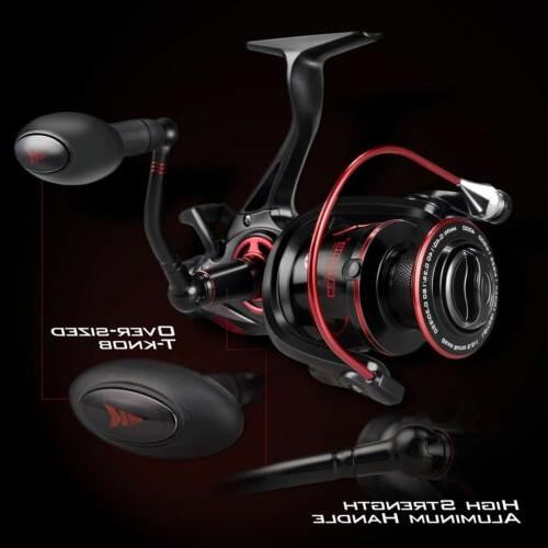 New! KastKing Bait III Spinning Reel for Live Bait Action
