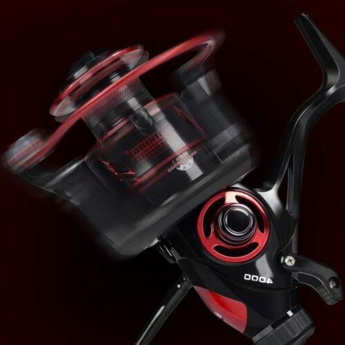 New! KastKing III Spinning for Live Liner Bait Action