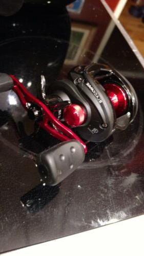 new black max 3 baitcast fishing reel
