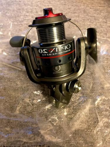 New Quantum Spinning Fishing OP20FC