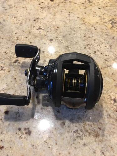 New Max3 Low Baitcasting Fishing Gears