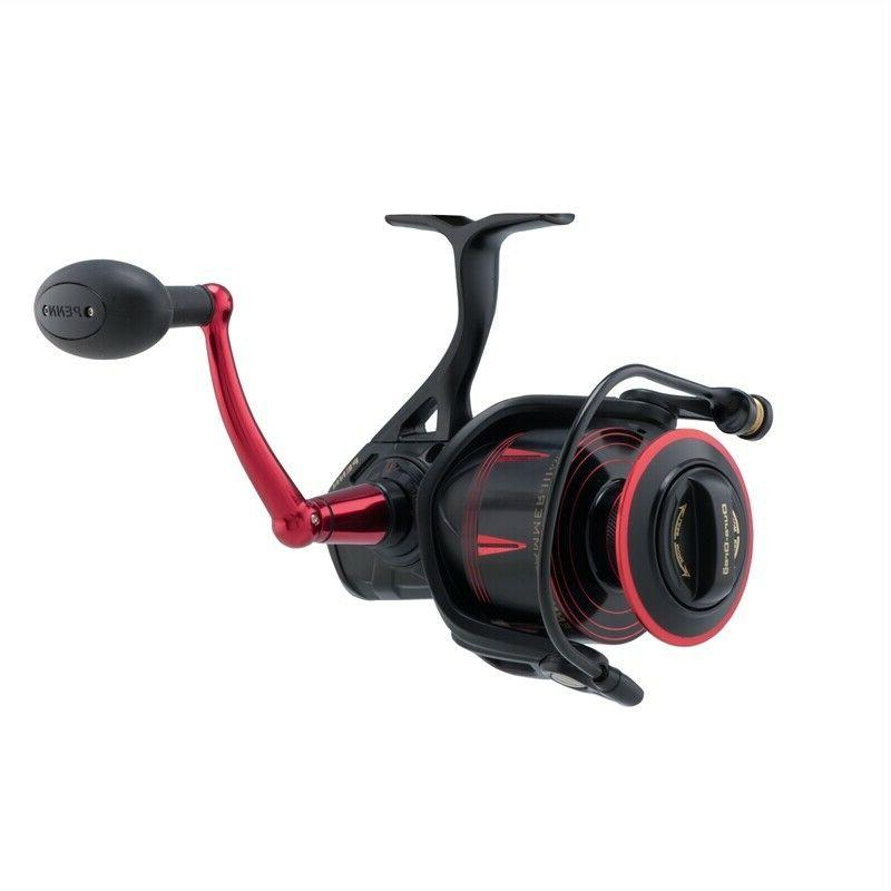 MK3 Fixed Spinning Fishing Reel All