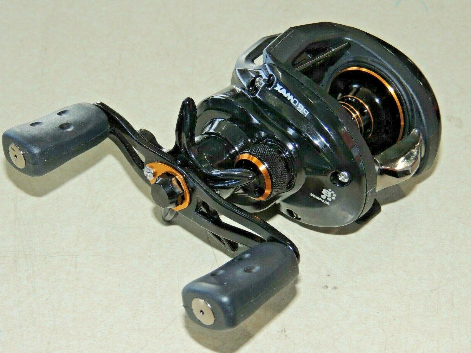 pmax3 pro max baitcast fishing reel 7