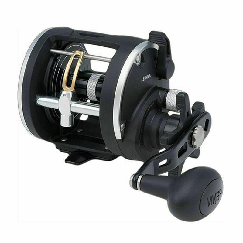 Penn Rival 20lw Level Wind 5.1:1 Saltwater catfish  Fishing