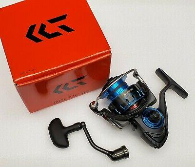 Daiwa Saltist 3000 5.6:1 Saltwater Spinning Fishing Reel - S