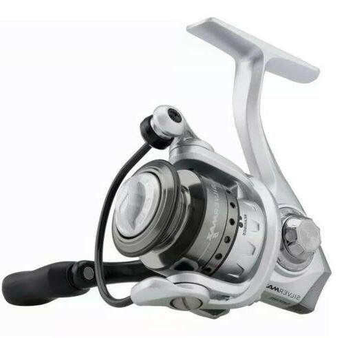 silver max 30 spinning fishing reel smaxsp30