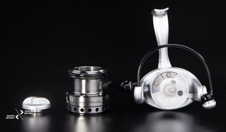 Abu Garcia SMAX3 Spinning Reel, SMAXSP5 - SMAXSP40 Series