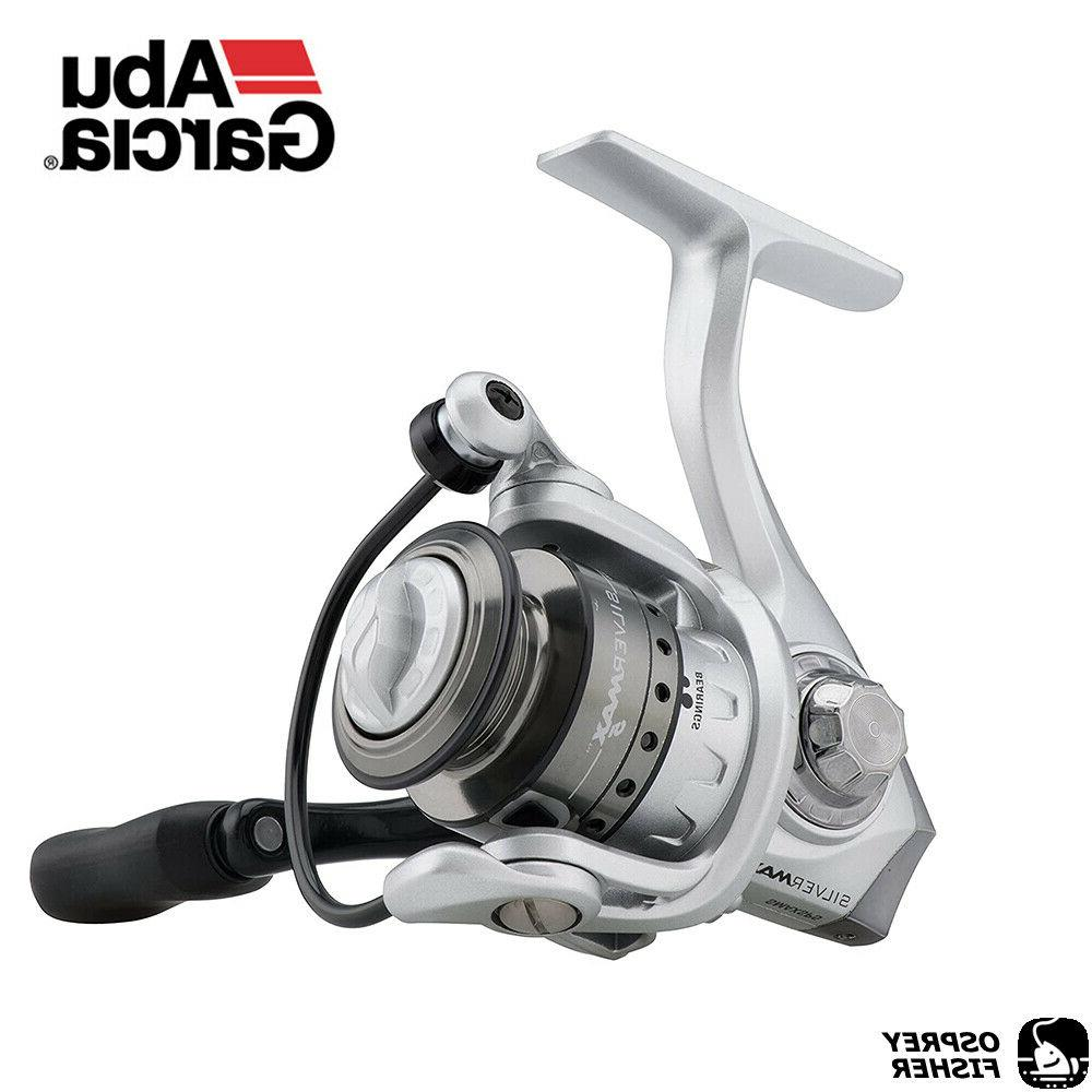 silver max smax3 spinning fishing reel smaxsp5
