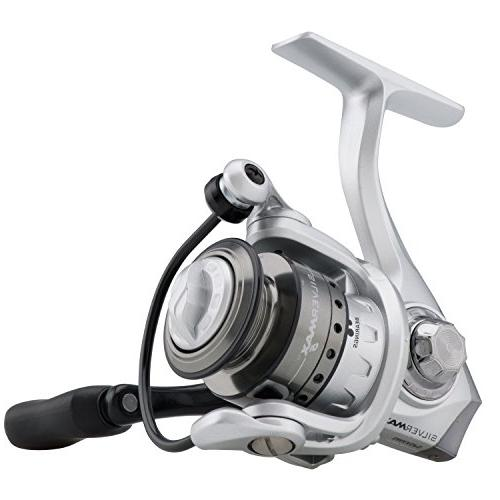 silver max spinning reel