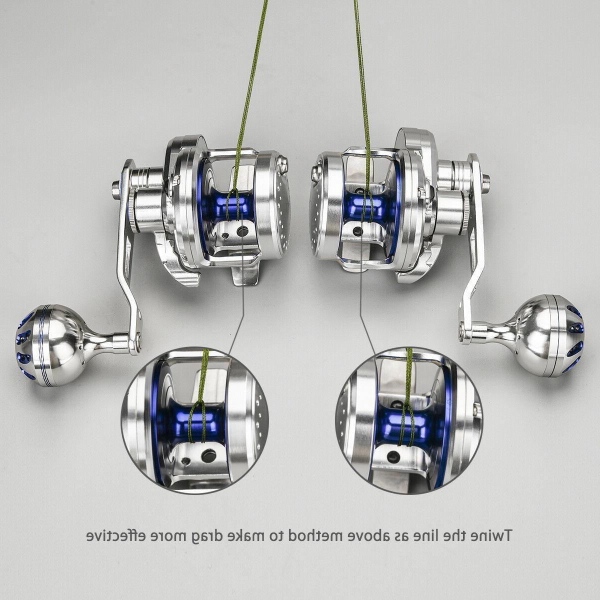 Gomexus Fishing 7.1:1 40lbs