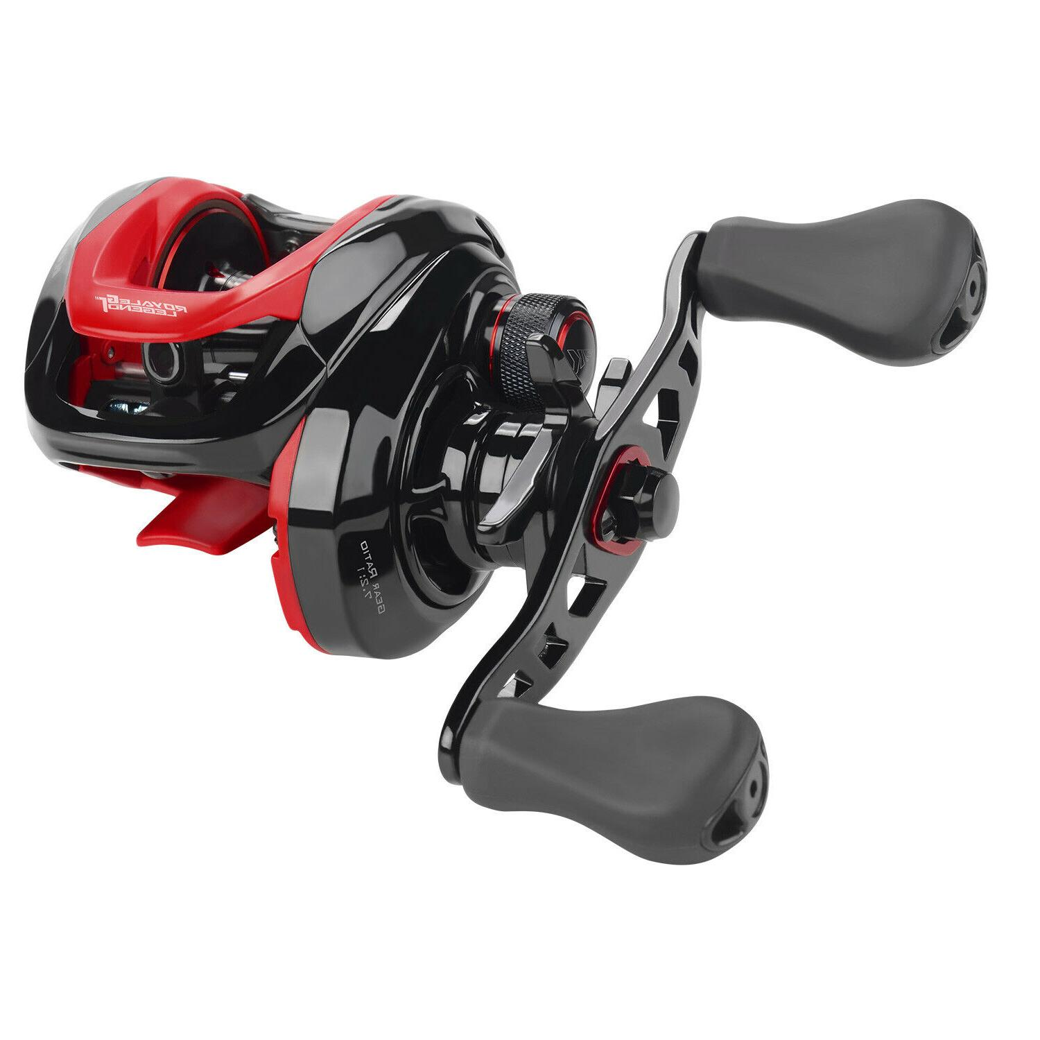 speed demon baitcast fishing reel worlds fastest