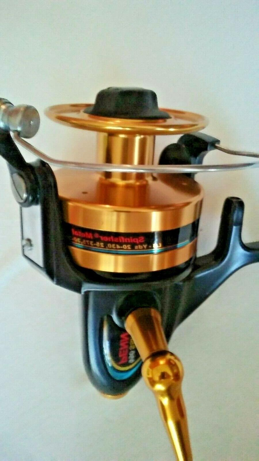 PENN Spinfisher 950 SSM Spinning Reel.... New in Box.....031
