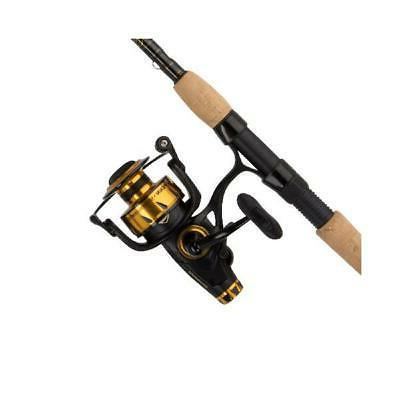 PENN Spinfisher VI Live Liner Spinning Reel Fishing Rod Comb