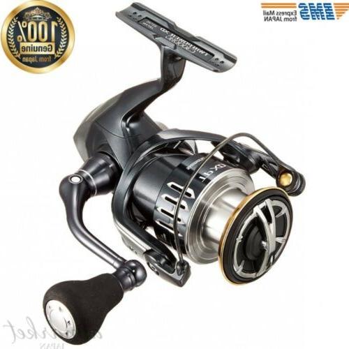spinning fishing reel 17 twin power xd