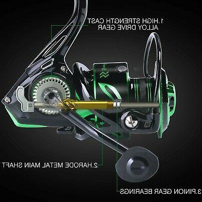 Sougayilang Spinning Light Weight High-Speed Gear