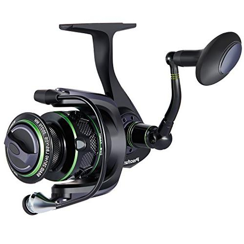spinning reel lightweight smooth fishing