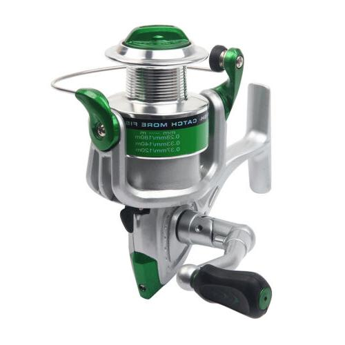 Spinning Reel Spinning Fishing Reels Waterproof Ultra Weight