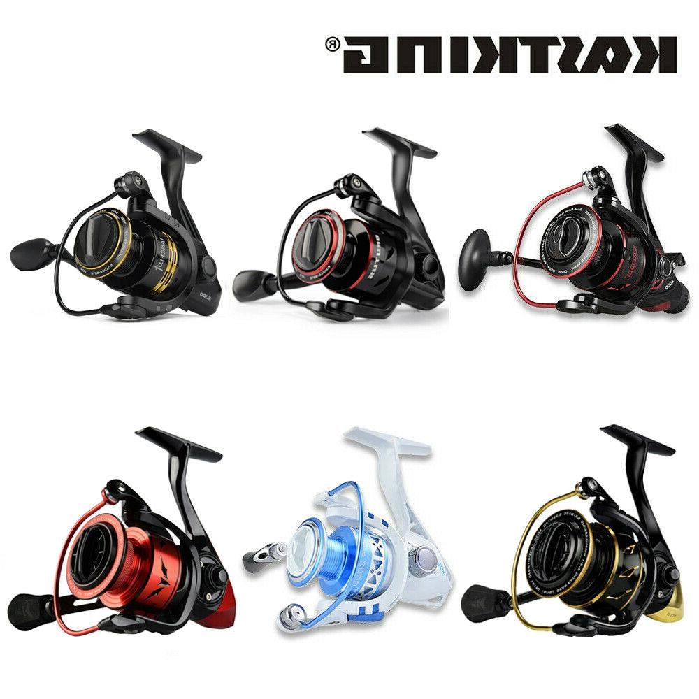 spinning reels all models freshwater fishing bass