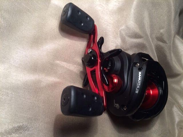 Garcia Max 3 Baitcast Fishing Reels
