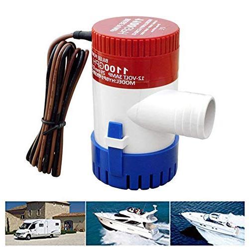 submersible boat bilge pumps