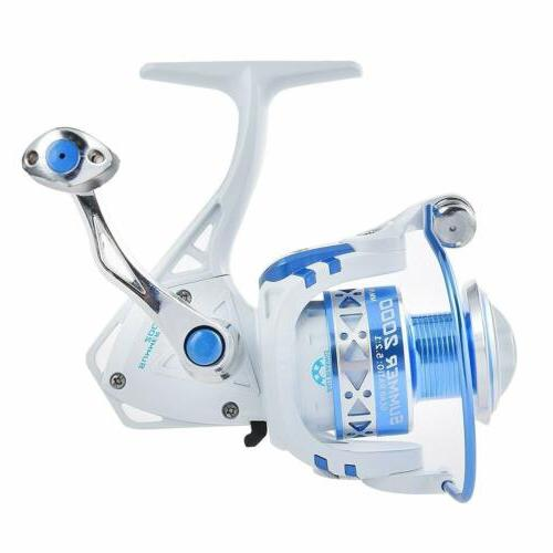 KastKing Superior Spinning Fishing Reels Spinning Spinner Re