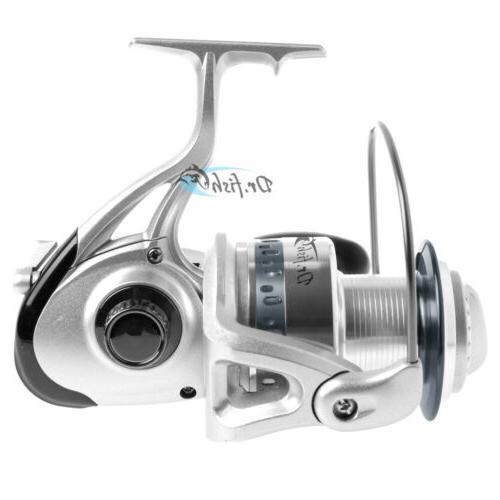 Super Reel 11000 10BB Fishing Tuna Jigging