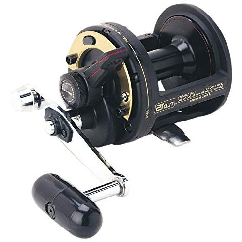 Shimano Triton Lever Drag 4.0:1 Right Hand Saltwater Fishing Reel TLD-15